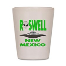 Roswell new mexico.png Shot Glass