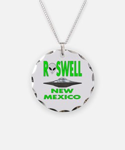 Roswell New Mexico.png Necklace