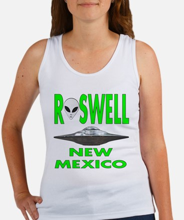 Roswell new mexico.png Tank Top