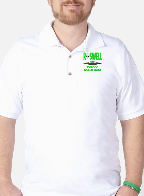 Roswell New Mexico.png Golf Shirt