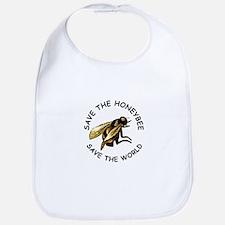 Save The Bee Bib