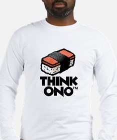 Think Ono Long Sleeve T-Shirt
