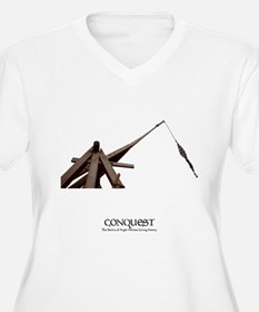 Siege Engine Plus Size T-Shirt