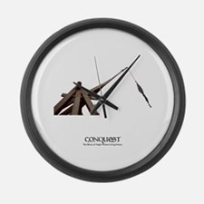 Siege Engine Large Wall Clock