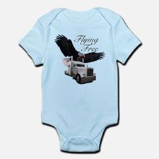 Flying Free Infant Bodysuit