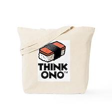 Think Ono Hormel Spam Musubi Tote Bag