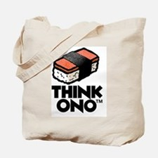 Think Ono Hormel Spam Musubi Tote Bag