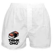 Think Ono Hormel Spam Musubi Boxer Shorts