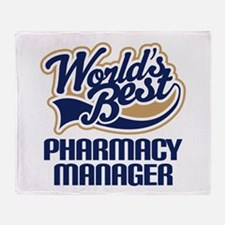 Pharmacy manager Throw Blanket