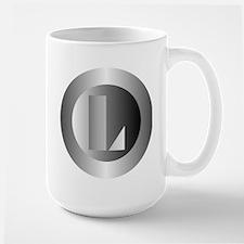 Polished Steel (L) Mugs
