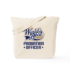 Probation officer Tote Bag
