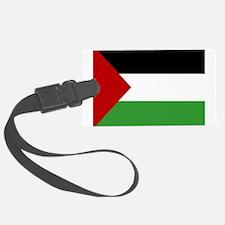 Palestine Flag Luggage Tag