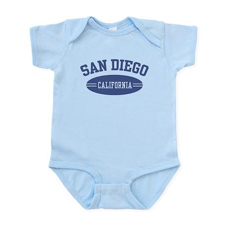 San Diego Infant Bodysuit