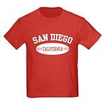 San Diego Kids Dark T-Shirt