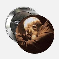 """Padre Pio 2.25"""" Button"""