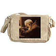 Padre Pio Messenger Bag