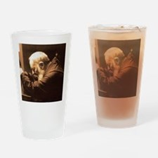 Padre Pio Drinking Glass