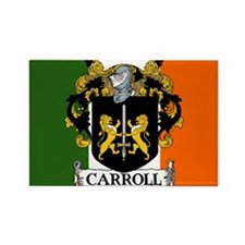 Carroll Coat Of Arms Magnets