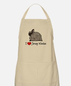 I Heart Jersey Woolies Apron