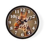 Giraffe Basic Clocks