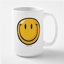 big smile smiley Mugs