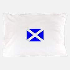 Scotland Flag Pillow Case