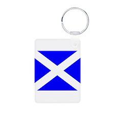 Scotland Flag Keychains