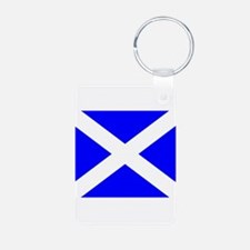 Scotland Flag Keychains