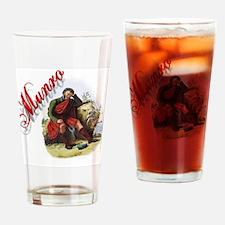 Clan Munro Drinking Glass