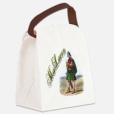 Clan MacLaren Canvas Lunch Bag