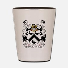 Bickford Family Crest Shot Glass