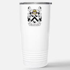 Bickford Family Crest Travel Mug