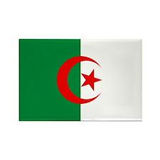 Algeria Rectangle Magnet