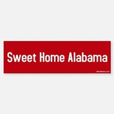 Sweet Home Alabama Bumper Stickers