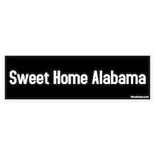 Sweet Home Alabama Bumper Bumper Sticker