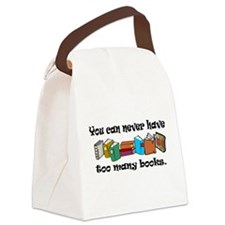 You can never have too many books T-shirts and gif