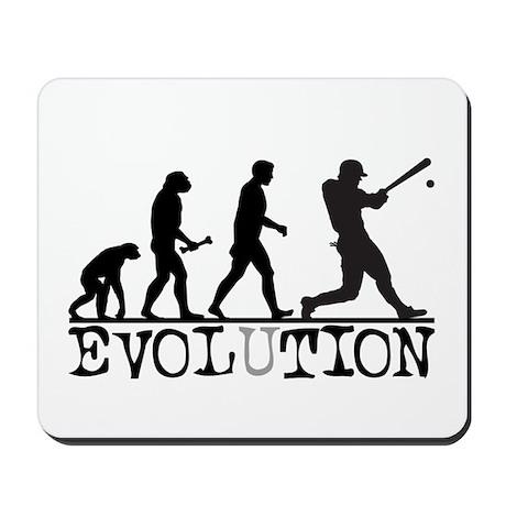 EVOLUTION Baseball Mousepad