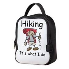 Hiking its what I do T-shirts and gifts. Neoprene