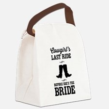 Cowgirls Last Ride, Before Shes the Bride Canvas L