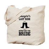 Bachelorette Canvas Bags