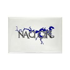 NACI GIRL [2] Magnets