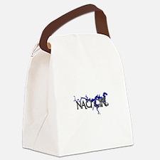 NACI GIRL [2] Canvas Lunch Bag