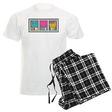 Peace Love Pharmacy Pajamas