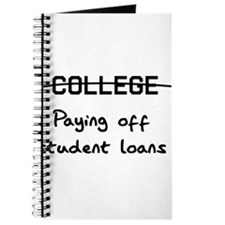 college paying off student loans Journal