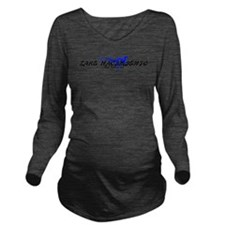NACI2A.png Long Sleeve Maternity T-Shirt