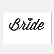 Diamond Bride Postcards (Package of 8)