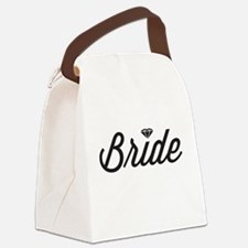 Diamond Bride Canvas Lunch Bag