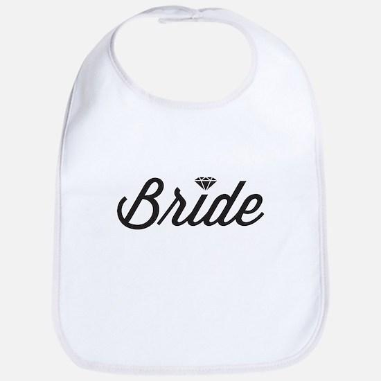 Diamond Bride Bib