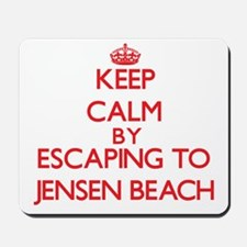 Keep calm by escaping to Jensen Beach Florida Mous
