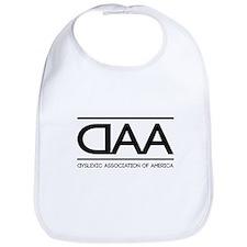 DAA dyslexic association of america Bib